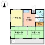 長嶺クリーニング店アパート302